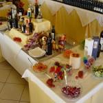 Part of Corsaro Etna Restaurant buffet