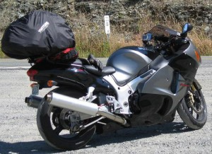 An hotel for bikers on Etna