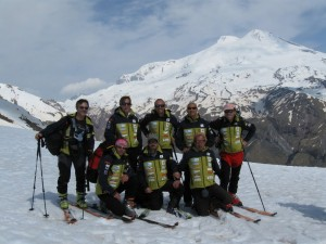 Etna Nel Mondo - Elbrus 2008