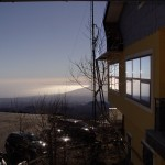 New Year's Day on Etna ... without snow