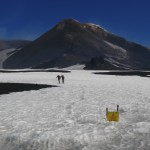 Forbidden zone on Etna