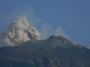 Bocca Nuova Etna