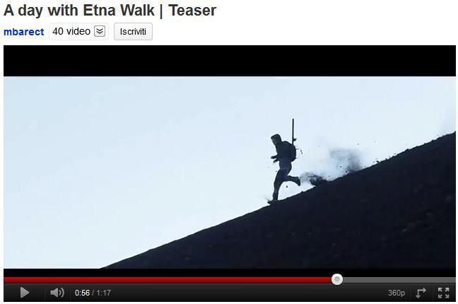 Etna Walk