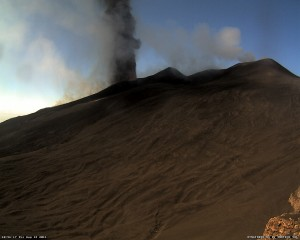 Pit crater by Etna Trekking