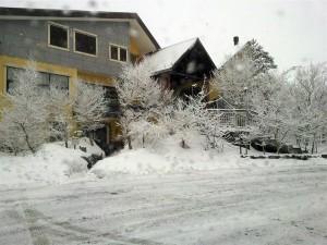 Hotel Etna e neve 1