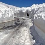 Il senso di Alessandro per la neve