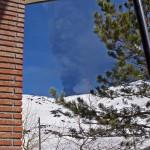 Paroxysm on Etna