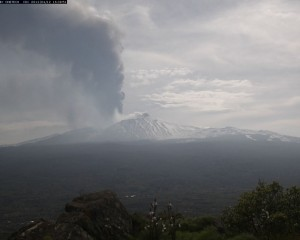 Etna webcam