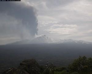 Etna webcam