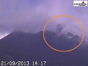 Sud Est Crater Etna 210913